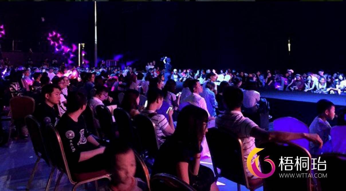 首届时尚中国风服装节在广举行,梧桐珆助力中国原创风