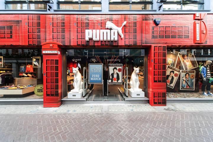 Puma第一季度净利润飙升92% 创意总监蕾哈娜功不可没