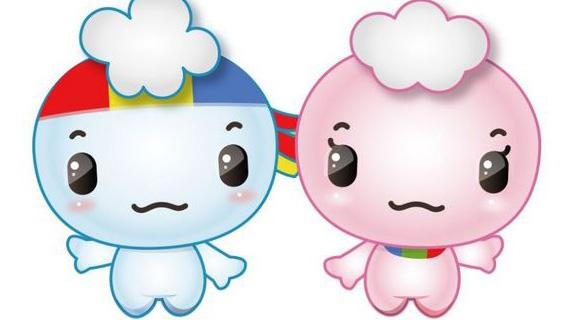 中国童装小镇的代言人来啦!logo和吉祥物集体出炉好热闹!