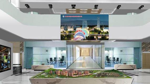 中国·童装小镇11000平方米会展中心投入使用