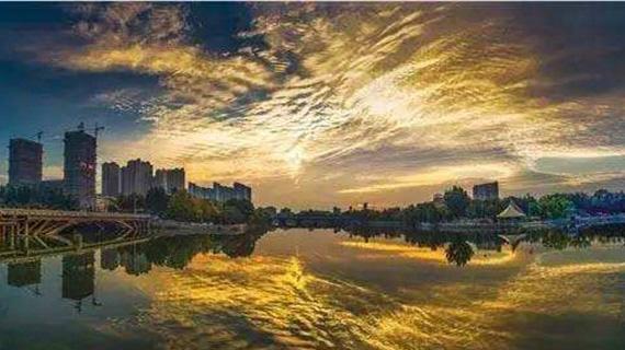 第五个取水地亮相!哈德逊河给中国·童装小镇送祝福