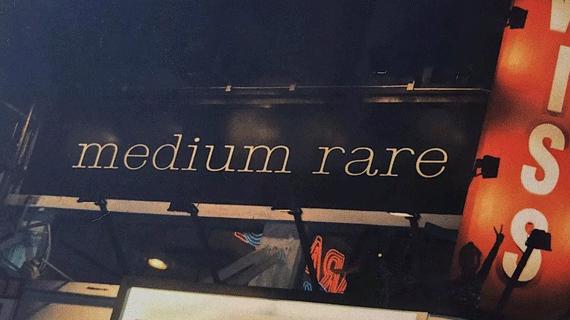 买手店巡礼(三十四):medium rare
